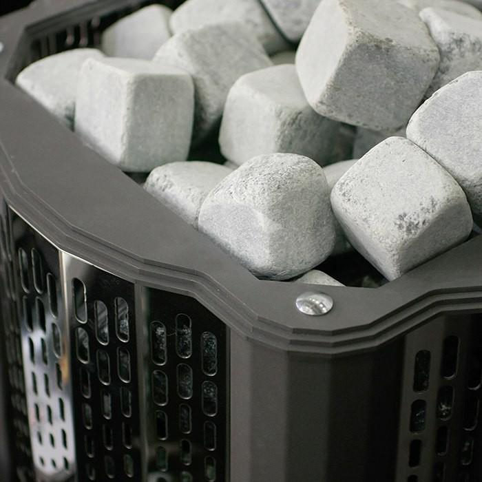 Электрическая каменка GeoS RAIN-Soft 9 (Центральная)