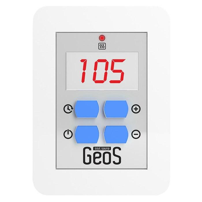 Пульт управления электрокаменкой GeoS-Base 9