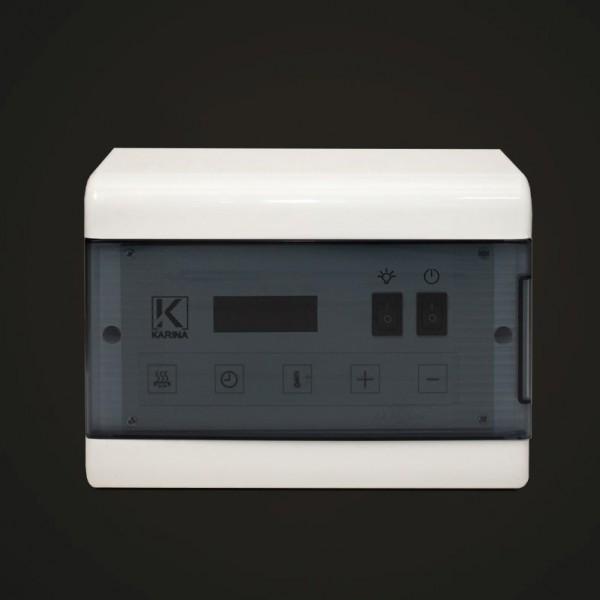 Пульт управления электрокаменкой Karina Case C18 White