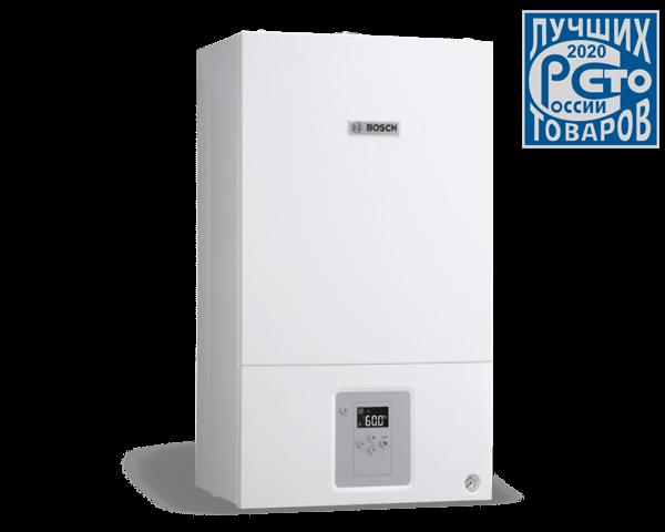 Газовый котел Bosch GAZ 6000 W-28C - 28 кВт (двухконтурный)
