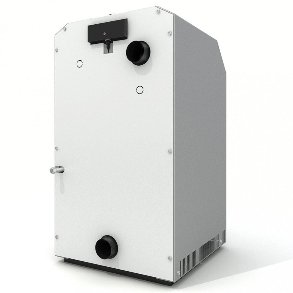Котел газовый Лемакс Премиум напольный с автоматикой энергонезависимый двухконтурный