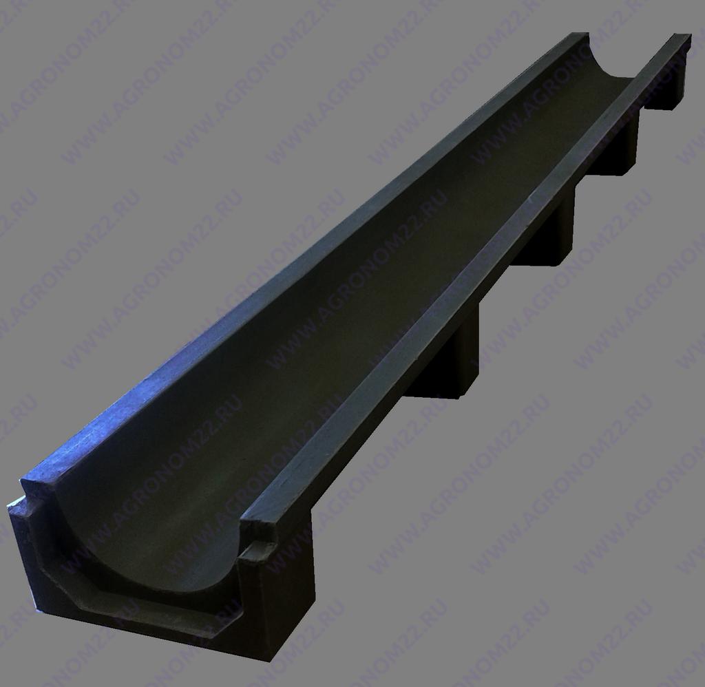 КАНАЛ КВПП 1000х140х70 мм. 4 кг.