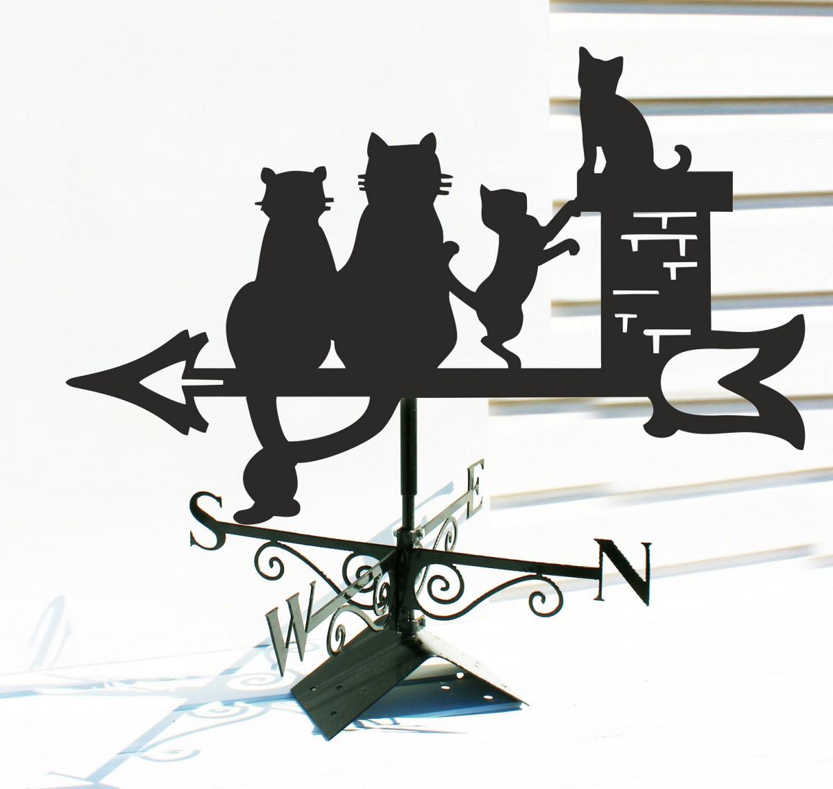 "Флюгер ""Кошки"""